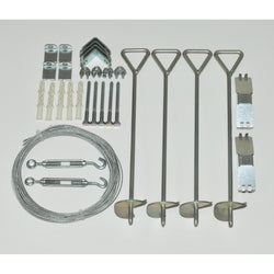 Anchor Kit for Palram Nature Series Greenhouses