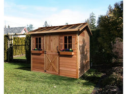 HobbyHouse Cedar Shed Kit - 5 Sizes Available