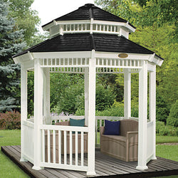 10 x 10 Double Roof Gazebo