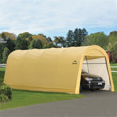 Shelterlogic AutoShelter RoundTop 1020 Portable Garage