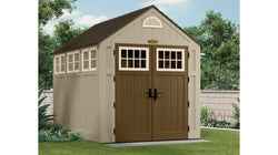 Suncast 497 Cu. Ft. Alpine 7 x 10 Storage Shed