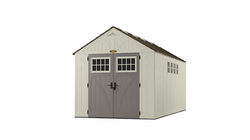 Suncast 883 Cu. Ft. Tremont 8 x 16 Storage Shed