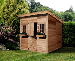Cedarshed Studio Shed Kit