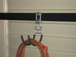 Duramax Storage Shed System Utility Hook