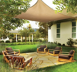 Shelterlogic Shade Sail Square - Heavyweight 16 x 16 ft.  - 2 Colors