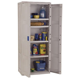Storage Trends Tall Utility Cabinet