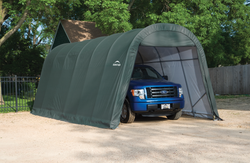 ShelterCoat 13 x 24 ft. Garage Round Top