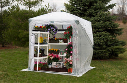 Flowerhouse Orchid House