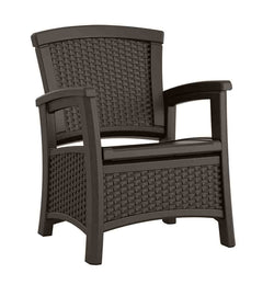Suncast Elements™ Club Chair with Storage