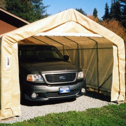 Rhino Instant Garage House 10'Wx20'Lx8'H