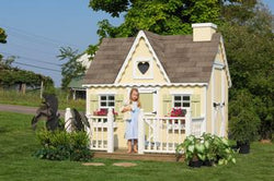Little Cottage Company Victorian Playhouse Kits - 6 Sizes Available