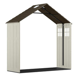 Suncast Tremont Customizable Shed Kit With Windows