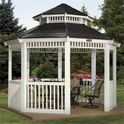 12 x 12 Double Roof Gazebo