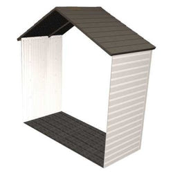 Lifetime 8' Shed Extension Kit 30""