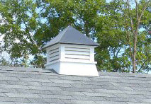 Colonial Wood Cupola