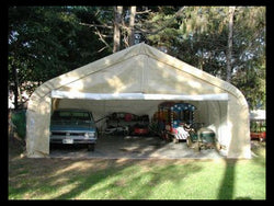 Rhino Two Car Garage House 22'Wx24'Lx12'H
