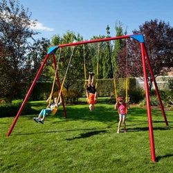 Lifetime 10' Swing Set (Primary Colors)