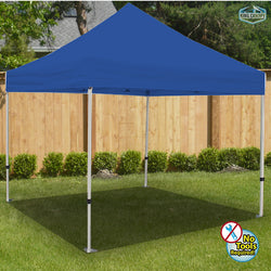 King Canopy 10 x 10' Tuff Tent Instant Pop Up Canopy