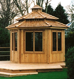 CedarShed All Season Gazebo Kits -  6 Sizes Available