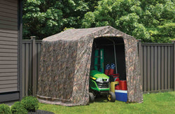 Shelterlogic Shed-in-a-Box® 8' x 8' x 8' Camo