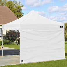 ShelterLogic	Alumi-Max Pop-up Canopy Solid One Piece Wall Panel