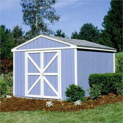 Somerset Wood Storage Shed with Floor Kit