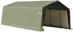 ShelterLogic 12x20x8 Peak Style Shelter