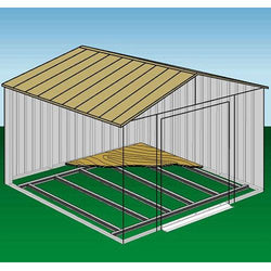 Arrow FLOOR FRAME KIT for 10x11, 10x12, 10x13 & 10x14