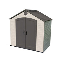 Lifetime 8 x 5 Premium Plastic Utility and Garden Shed
