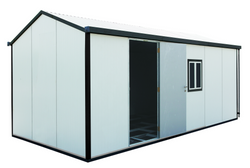 Duramax Flat Top Insulated Building - 4 Sizes Available