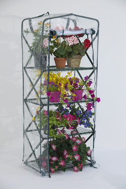 Flowerhouse 5' x 2' x 1' Plant Tower X-Up