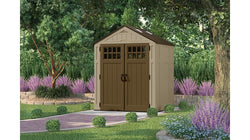 Suncast 201 Cu. Ft. Everett 6 x 5 Storage Shed