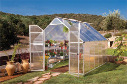 Essence 8x12 Silver Hobby Greenhouse Kit