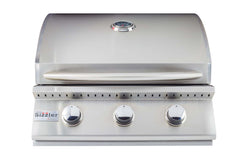 "Summerset Sizzler Series - 26"" Grill - Built-In Grill"