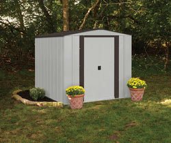Arrow Newburgh Shed, 6x5, Electro Galvanized Steel