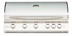 "Summerset Sizzler Pro Series - 40"" Grill - Built-In Grill"