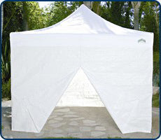 AlumaShade Bigfoot Pop-up Canopy (10x10 - 500D)