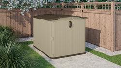 Suncast 98 Cu. Ft. Glidetop Horizontal Shed