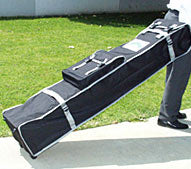 Caravan 15' Commercial Roller Bag