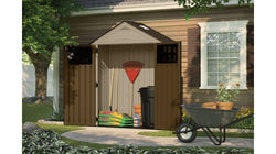 Suncast 94 Cu. Ft. Everett 6 x 3 Storage Shed