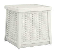 Suncast Elements™ End Table with Storage