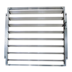 Palram Side Louver Window