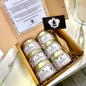 Gift Box - 6 Candles 🎁