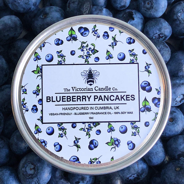 Blueberry Pancakes Candle