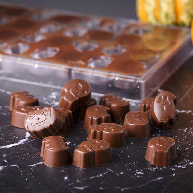 Halloween Special 3D Chocolate Mold 1