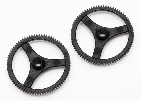 Spur gear, 78-tooth (2): Alias-Spur Gear-Mike's Hobby