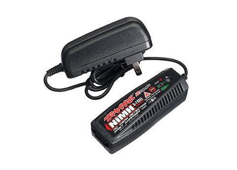 2969 - Charger, AC, 2 amp NiMH peak detecting (5-7 cell, 6.0-8.4 volt, NiMH only)-CHARGER-Mike's Hobby