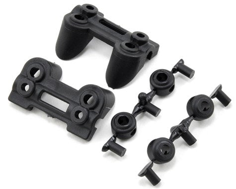 Tekno RC Sway Bar Mount Set-RC CAR PARTS-Mike's Hobby