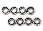 Alias Bearings, 3x6x2mm (8)-Bearing-Mike's Hobby