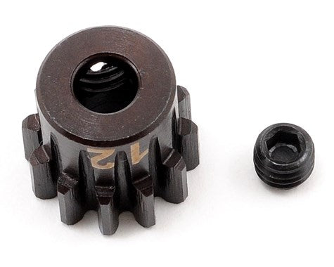 "Tekno RC ""M5"" Hardened Steel Mod1 Pinion Gear w/5mm Bore (12T)-RC CAR PARTS-Mike's Hobby"